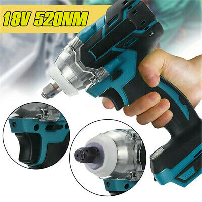 For Makita Battery DTW285Z Pro Torque Impact Wrench Brushless Cordless Nut Gun • 35.99£