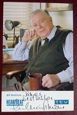 Heartbeat - William Simons Signed Promotional Card • 12.99£