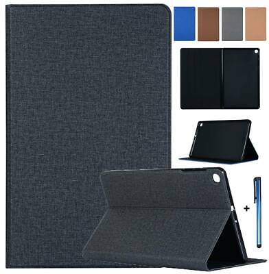 AU13.97 • Buy Fr Samsung Galaxy Tab A S5e S6 8  10.1  10.5  Magnetic Leather Stand Case Cover