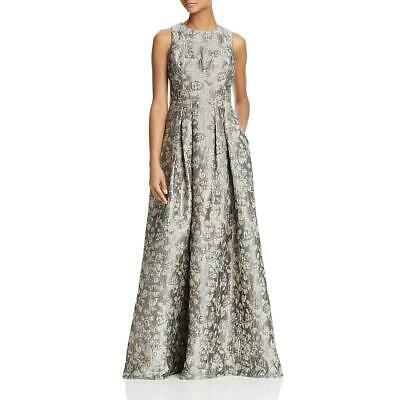 $99.22 • Buy Aidan Mattox Jacquard Gown MSRP $395 Size 6 # 1A 999 NEW