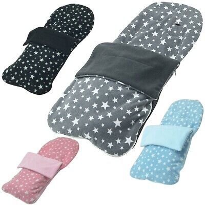 Snuggle Summer Footmuff Compatible With Joie • 18.99£