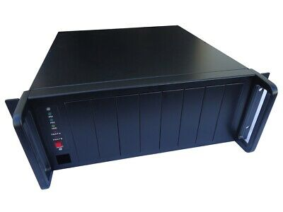 AU126.15 • Buy NEW 4U 19  Rackmount Disk Storage Case , No MB Allow, 18 D (978)