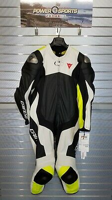 $999.95 • Buy Dainese Assen 2 1pc Perforated Leather Motorcycle Racing Riding Suit Black