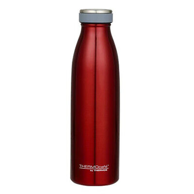 AU25.84 • Buy THERMOS THERMOcafe 500ml Stainless Steel Vacuum Insulated Drink Bottle Red!