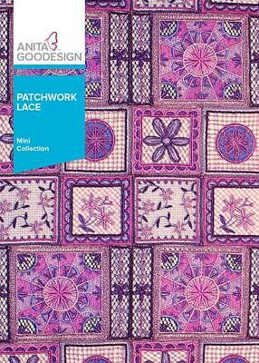 $13.99 • Buy Patchwork Lace Anita Goodesign Embroidery Machine Designs CD