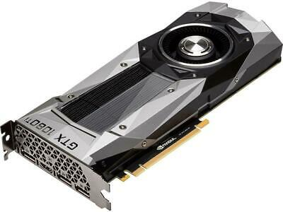 $ CDN800 • Buy NVIDIA GeForce GTX 1080 TI Founders Edition 11GB GDDR5X Graphic Card