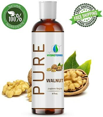 $6.95 • Buy Walnut Oil 4 Oz. Cold Pressed 100% Pure Natural Organic Refined