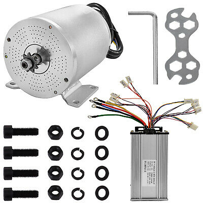 60V DC Brushless Electric Motor Controller 2kW Scooter Scooter Scooter Permanent • 105.99£