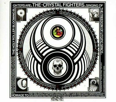 CRYSTAL FIGHTERS - Cave Rave CD • 5.95£
