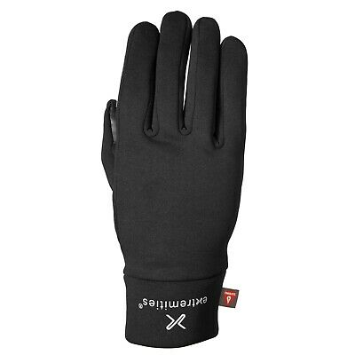 Extremities Sticky Primaloft Close Fitting Glove - Black • 27.99£