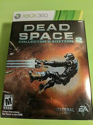$40 • Buy Dead Space 2 Collector's Edition - Xbox 360 (NO GAME)