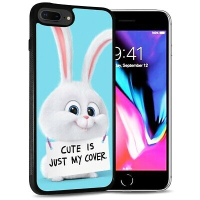 AU9.99 • Buy ( For IPhone 6 / 6S ) Back Case Cover AJ12348 Cute Bunny Rabbit