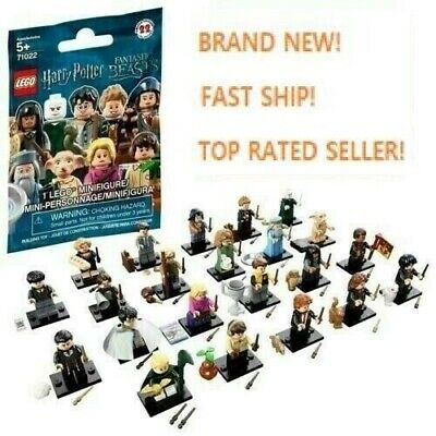 $9.85 • Buy Lego Minifigures Harry Potter Fantastic Beasts 1 71022 Hermione Ron Luna Malfoy