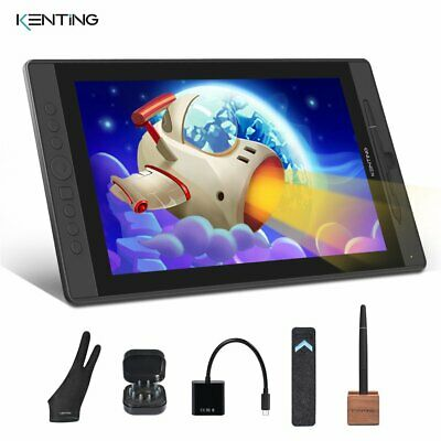AU339.99 • Buy 15.6  Huion Graphics Drawing Tablet Monitor Screen Pen Display As XP-PEN Artist