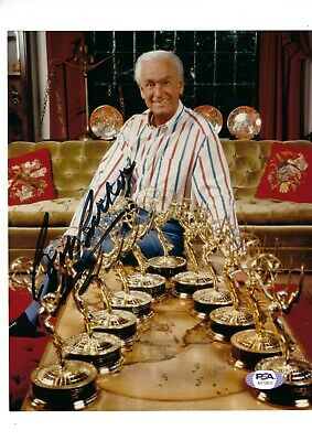 $99.99 • Buy Bob Barker Autographed 8x10 Photo Signed Picture Psa Coa The Price Is Right 2