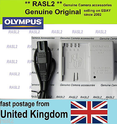 Genuine Olympus BCM-5 Charger For BLM-5 Battery E-5 DSLR  • 39.95£
