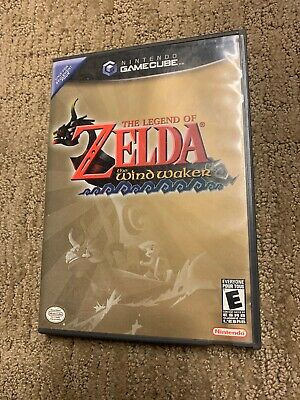 $43.99 • Buy Nintendo Gamecube Legend Of Zelda Wind Waker Complete Black Label