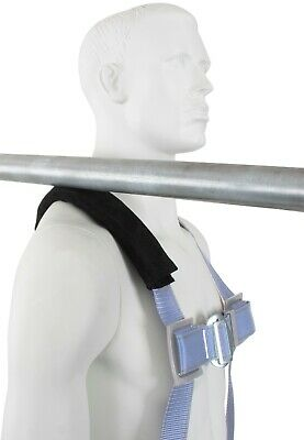 £5.27 • Buy Shoulder Pad Wear Sleeve For Harness With Padded Lining, Scaffold Poles