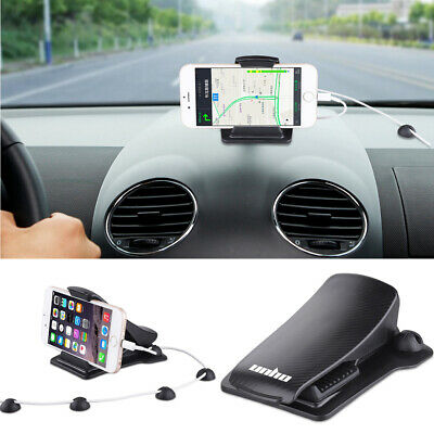 Cell Phone Holder Rubber Pad Mount For Car Vehicle For IPhone XR Xs/8/7/6s Plus  • 12.45£