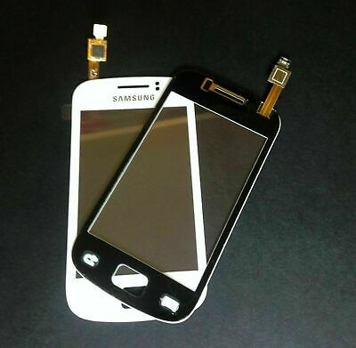 For Samsung Galaxy Mini 2 S6500 Touch Screen Digitizer Front Lens Glass White • 6.89£