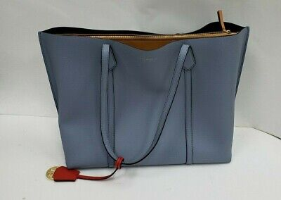 Tory Burch Tote Large Leather Perry Triple Compartment Handbag Used  • 149.99$