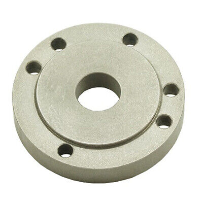 AU39.95 • Buy 100mm 4 Jaw Independent, 3 Jaw Self Centering Chuck Back Plate, For Sieg SC3 C2