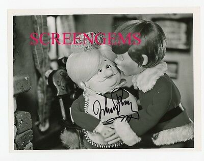 $206.50 • Buy Mickey Rooney Signed SANTA CLAUS COMING TO TOWN Photo TV Classic Rankin Bass