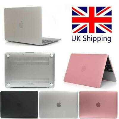 For Macbook Air Pro Retina 11 12 13 Inch Hard Case Cover Laptop Shockproof Skin • 10.02£