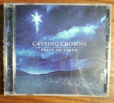 $6.95 • Buy Casting Crowns - Peace On Earth [New CD] Sony Superstar