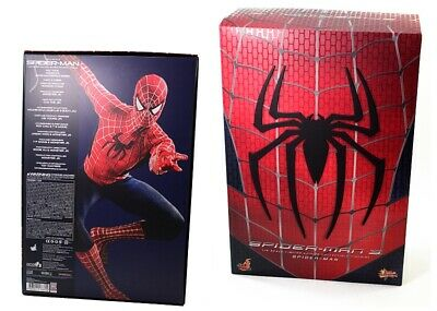 Hot Toys 1/6 MMS143 Spider-Man 3 Spiderman Peter Parker Toby Mcguire  • 449.99$