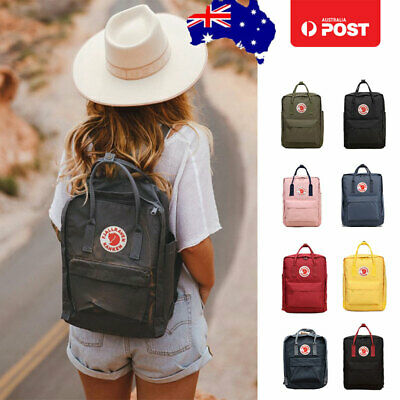 AU35.99 • Buy 7L 16L 20L Sports Backpack Travel Shoulder School Bag Handbag Fjallraven Kanken