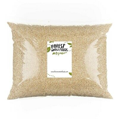 AU59.59 • Buy Organic White Quinoa 5kg - Forest Whole Foods