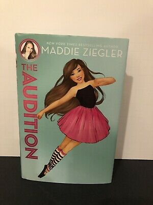 $ CDN32.63 • Buy Maddie Ziegler The Audition Signed Book Autograph First Edition Free Shipping