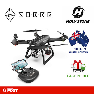 AU399.95 • Buy Holy Stone HS700D FPV Drone 2K FHD Camera Live RC Quadcopter GPS Return Home