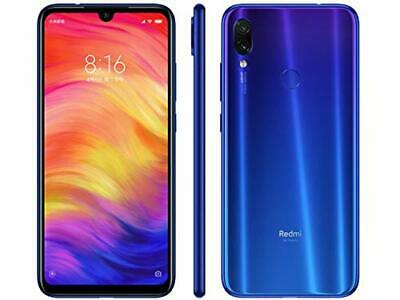 Xiaomi Redmi Note 7(32GB, 3GB) 6.3  Display, 48MP + 5MP AI Dual Rear Camera Used • 148.97$