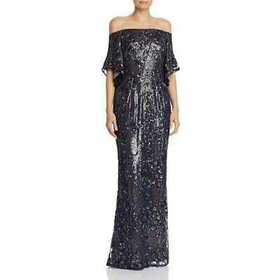 $97.49 • Buy Aidan Mattox Embellished Off-the-Shoulder Gown MSRP $375 Size 8 # 2NB 609 NEW