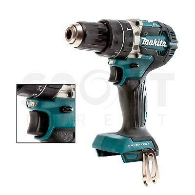 View Details Makita DHP484Z 18v Li-ion Cordless Brushless Combi Drill Body Only • 88.90£