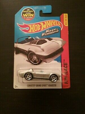 Fast And Furious Corvette Grand Sport Roadster • 0.99$