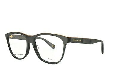 $44.90 • Buy Marc Jacobs Eyeglasses Grey Gold 164 C8W New Authentic 54-16-140