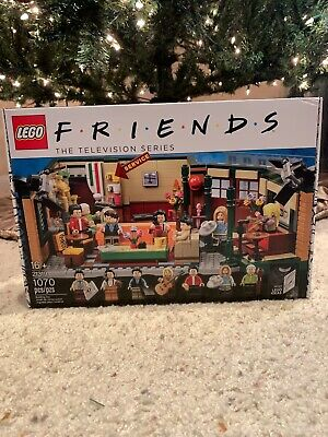 Lego 21319 Friends Central Perk New/sealed • 51$