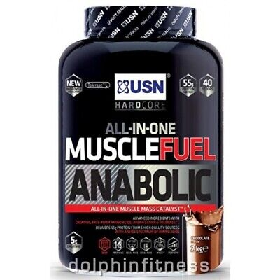 USN Muscle Fuel Anabolic • 28.99£