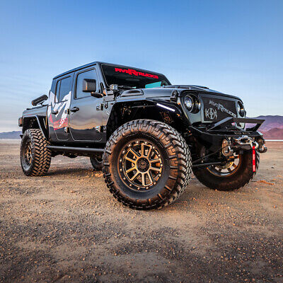 2020 Jeep Wrangler Black With Bronze Accents 2020 Jeep Gladiator Hellcat 6.2L Super Charged Custom 4x4 • 125,000$