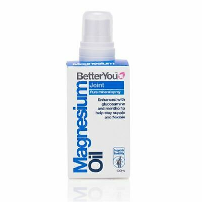 Better You Magnesium Oil Joint Spray 100ml New • 13.78£