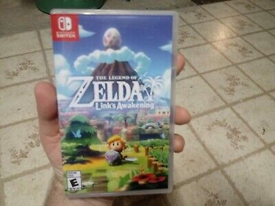The Legend Of Zelda Link's Awakening (Nintendo Switch, 2019) • 35$