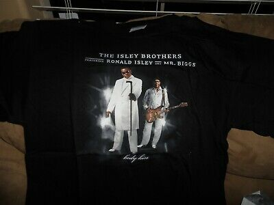 ISLEY BROTHERS - Body Kiss T-shirt ~Never Worn~ Large • 16$
