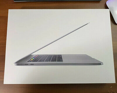 MacBook Pro 15 Touch Bar Space Gray 2018 2.2GHz I7 16GB 256GB • 1,420$