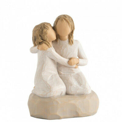 £27 • Buy New & Boxed Willow Tree Figurine  'Sister Mine ' #27704