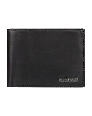 AU41.99 • Buy NEW QUIKSILVER™  Mens Gutherie Bi Fold Leather Wallet