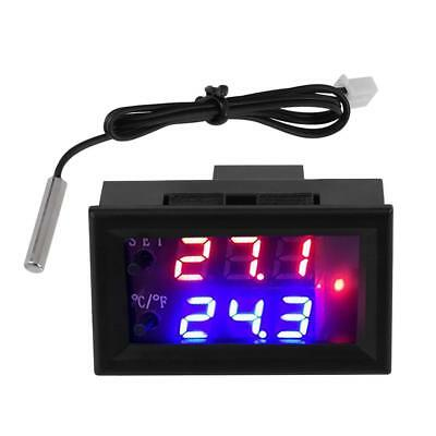 £7.19 • Buy Microcomputer Thermostat Switch Temperature Controller DC12V Digital Display 1pc