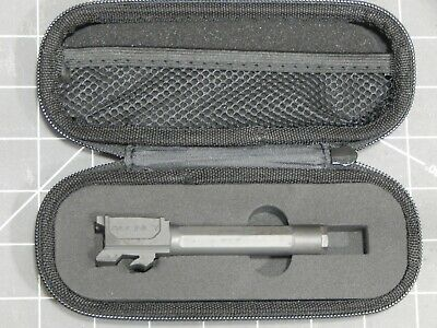 $259.99 • Buy Agency Arms Premier Line Barrel FOR S&W M&P 2.0 Compact 4 9MM Smith Wesson Black
